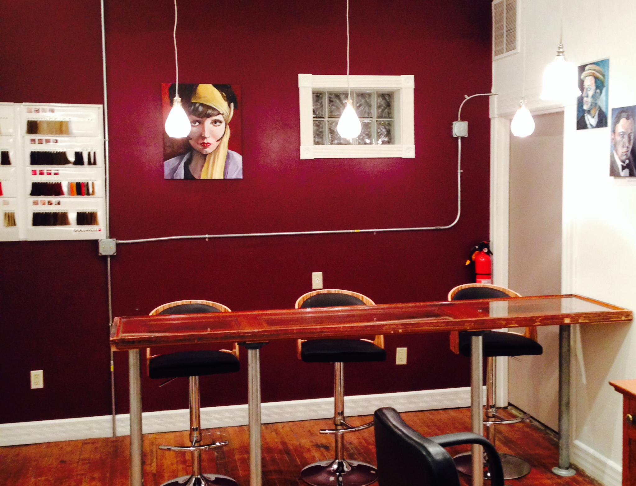 Salon updates tease 2222 s kinnickinnic ave bayview for A step ahead salon